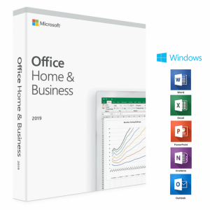 Microsoft Office 2019 Home and Business voor Windows